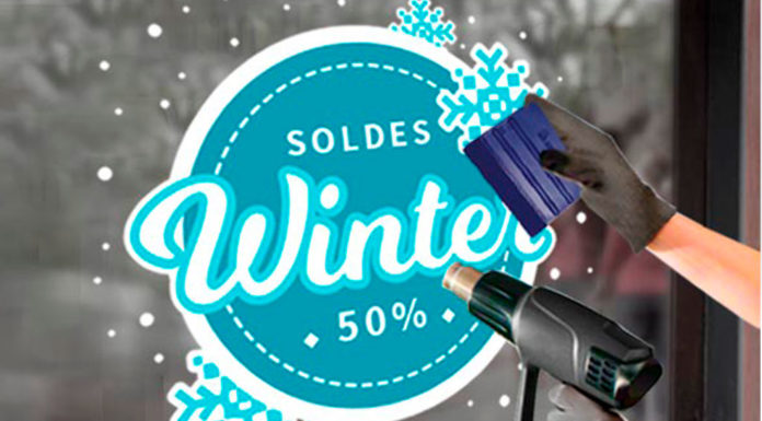 vinyle pose hiver